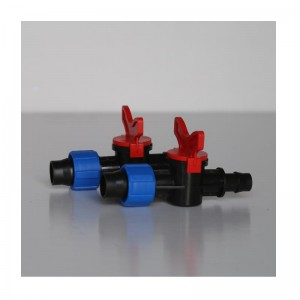 20 drip irrigation pipe valve